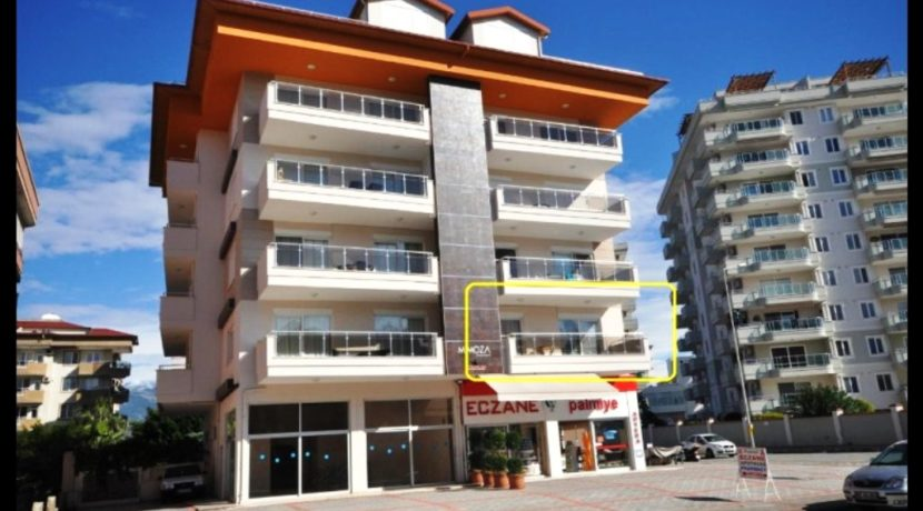 Apartment flats for rent in Oba Alanya Turkey 300 Euro 2