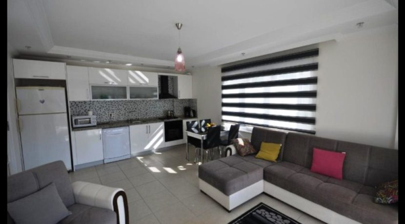 Apartment flats for rent in Oba Alanya Turkey 300 Euro 6