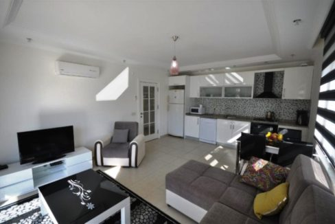 Apartment flats for rent in Oba Alanya Turkey 300 Euro 7