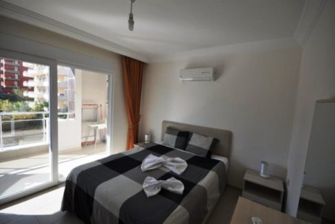 Apartment flats for rent in Oba Alanya Turkey 300 Euro 12