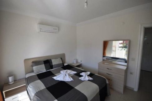 Apartment flats for rent in Oba Alanya Turkey 300 Euro 14