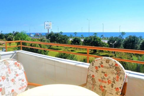 Beachfront apartment property for sale in Alanya Turkey 1