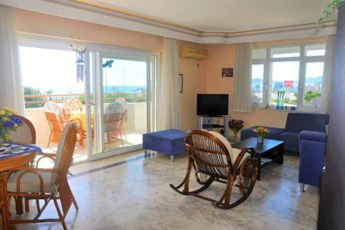 Beachfront apartment property for sale in Alanya Turkey 3