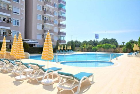 Beachfront apartment property for sale in Alanya Turkey 5