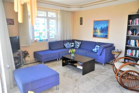 Beachfront apartment property for sale in Alanya Turkey 6