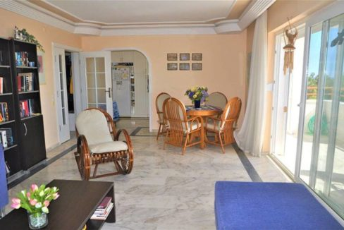Beachfront apartment property for sale in Alanya Turkey 7