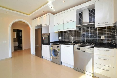 New Apartment For Sale in Turkey Alanya Tosmur 55000 Euro 3
