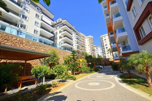 New Apartment For Sale in Turkey Alanya Tosmur 55000 Euro 5