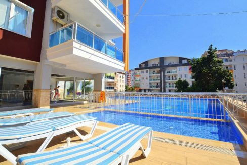 New Apartment For Sale in Turkey Alanya Tosmur 55000 Euro 13