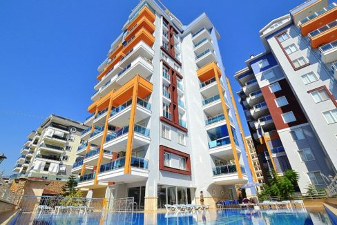 New Apartment For Sale in Turkey Alanya Tosmur 55000 Euro 14
