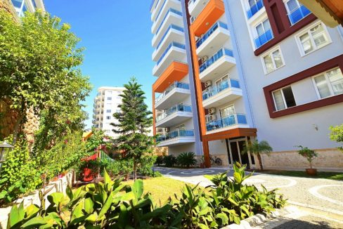 New Apartment For Sale in Turkey Alanya Tosmur 55000 Euro 18