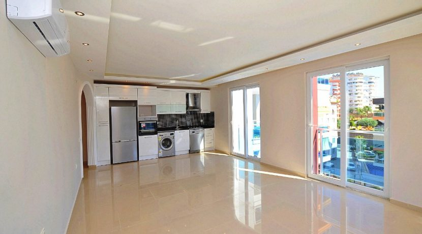 New Apartment For Sale in Turkey Alanya Tosmur 55000 Euro 23