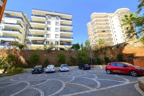 New Apartment For Sale in Turkey Alanya Tosmur 55000 Euro 24