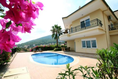 Private Villa Homes for sale in Alanya Oba 139000 Euro 6