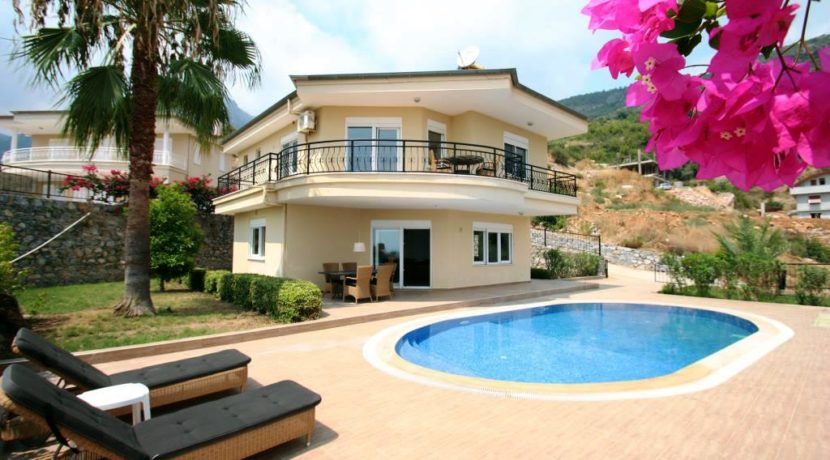 Private Villa Homes for sale in Alanya Oba 139000 Euro 7
