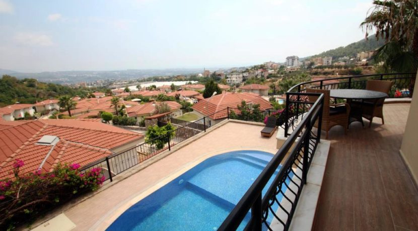 Private Villa Homes for sale in Alanya Oba 139000 Euro 28