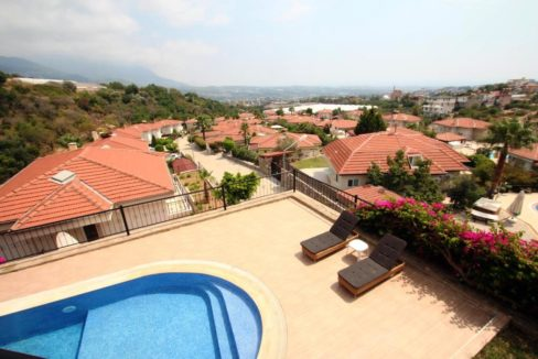 Private Villa Homes for sale in Alanya Oba 139000 Euro 29