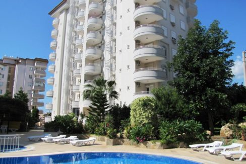 Residental Apartment property for sale in Turkey Alanya 1
