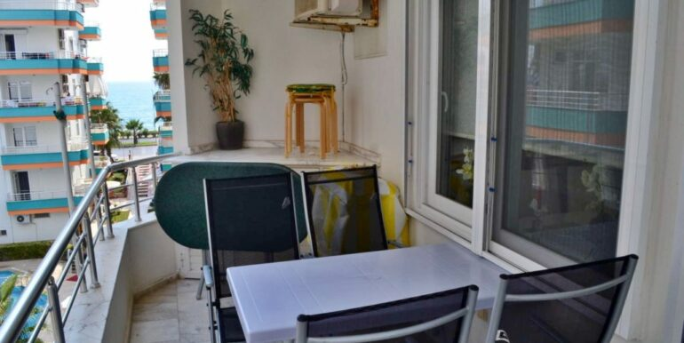 50000 EUR Beach Apartment For Sale in Alanya Mahmutlar 8