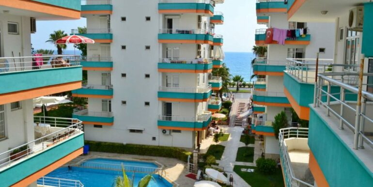 50000 EUR Beach Apartment For Sale in Alanya Mahmutlar 23