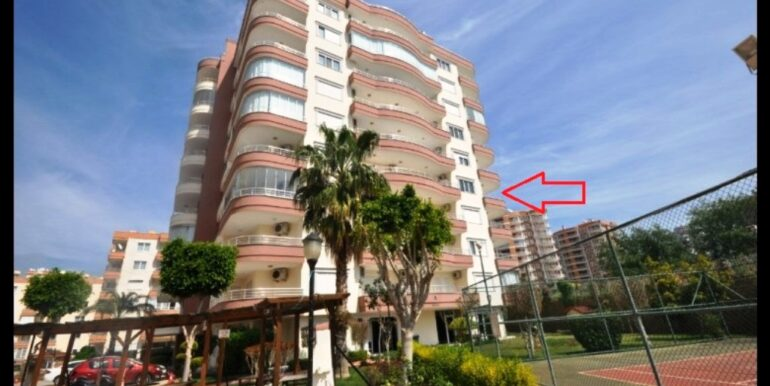 60000 EUR Resale Apartment For Sale in Alanya 1