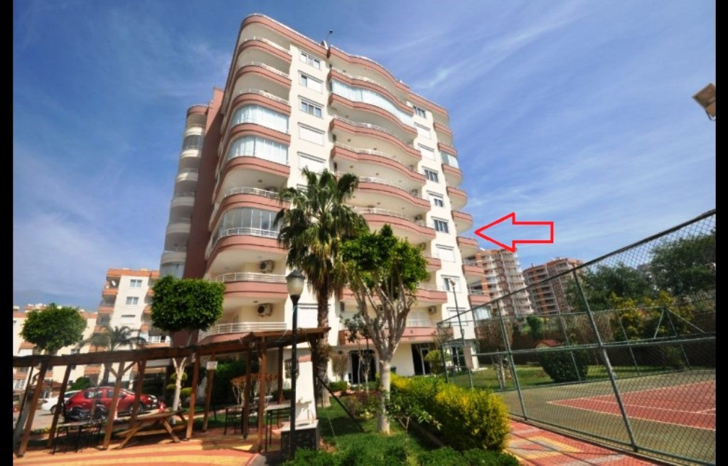 60000 EUR Resale Apartment For Sale in Alanya