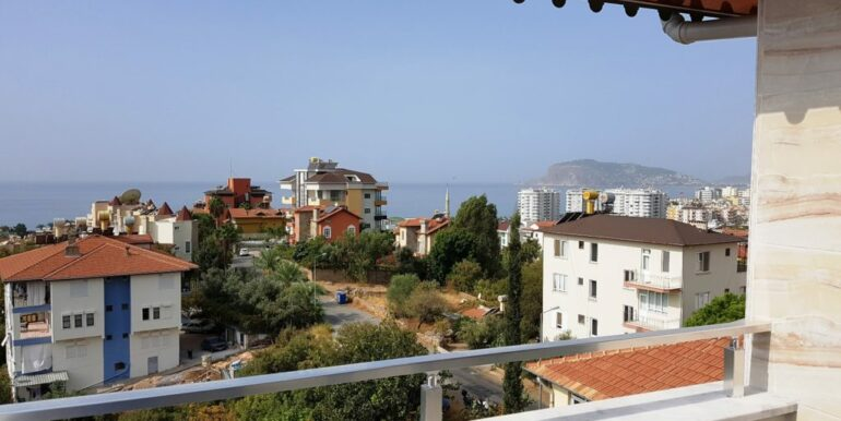 70000 EUR New Penthouse For Sale In Alanya Kestel 1
