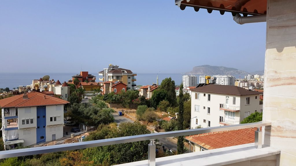 70000 EUR New Penthouse For Sale In Alanya Kestel