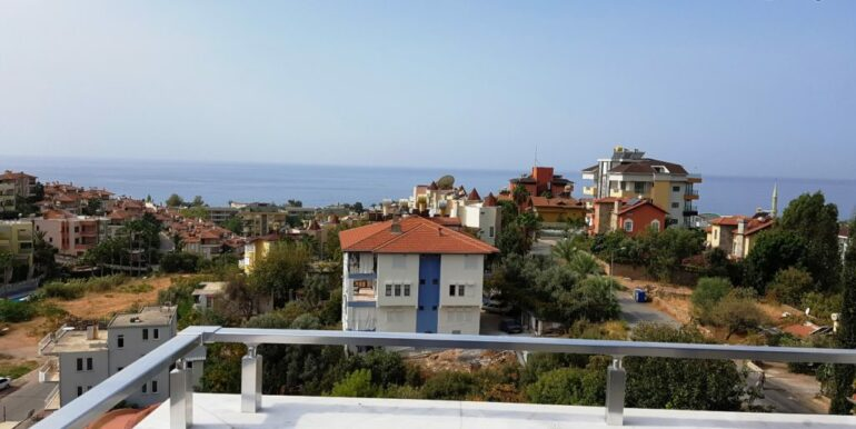 70000 EUR New Penthouse For Sale In Alanya Kestel 2