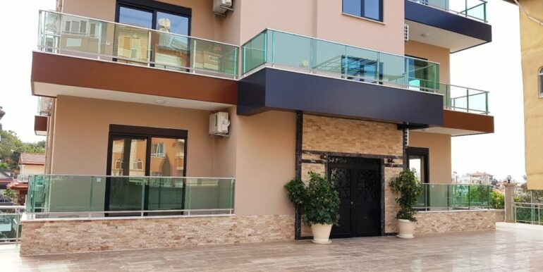 70000 EUR New Penthouse For Sale In Alanya Kestel 3
