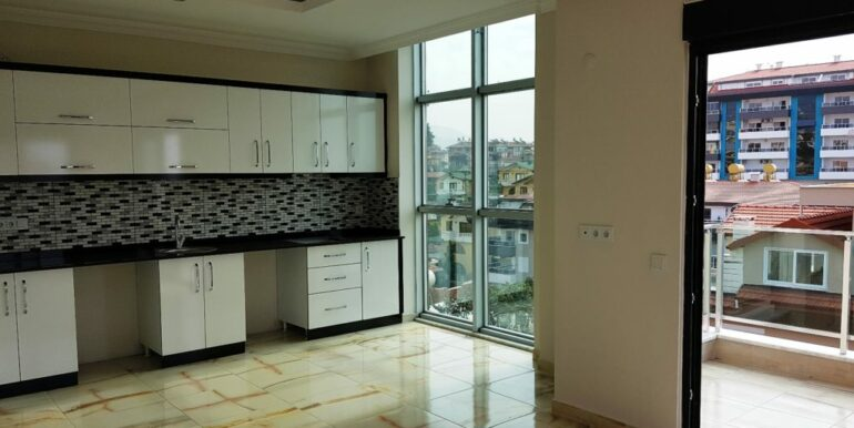 70000 EUR New Penthouse For Sale In Alanya Kestel 4