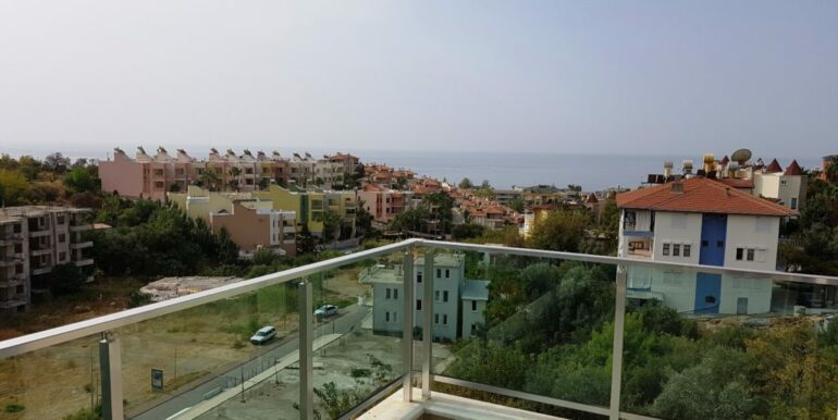 70000 EUR New Penthouse For Sale In Alanya Kestel 13