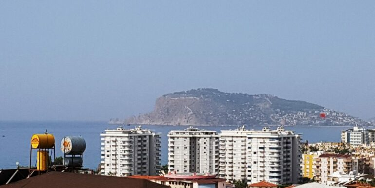 70000 EUR New Penthouse For Sale In Alanya Kestel 17