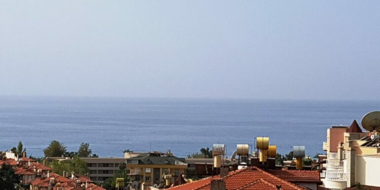 70000 EUR New Penthouse For Sale In Alanya Kestel 18