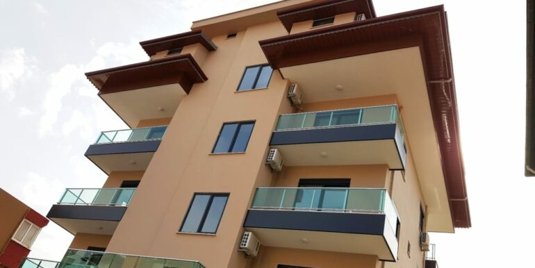 70000 EUR New Penthouse For Sale In Alanya Kestel 19
