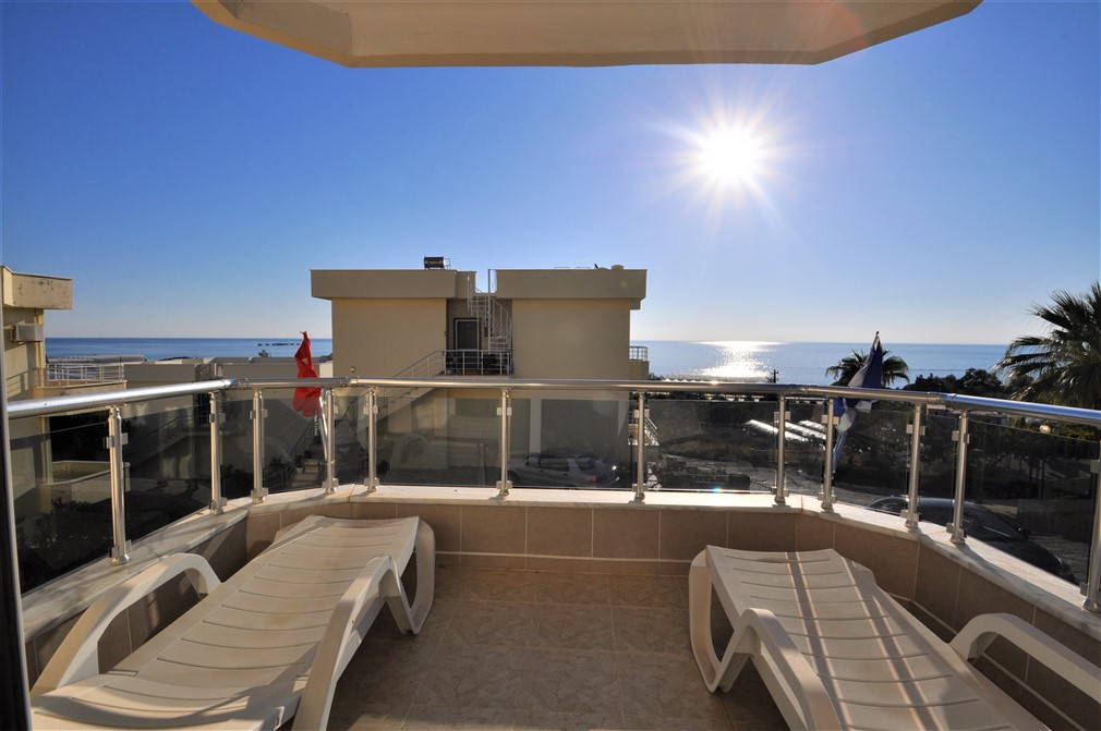 43000 EUR Penthouse Apartment For Sale In Alanya Turkey