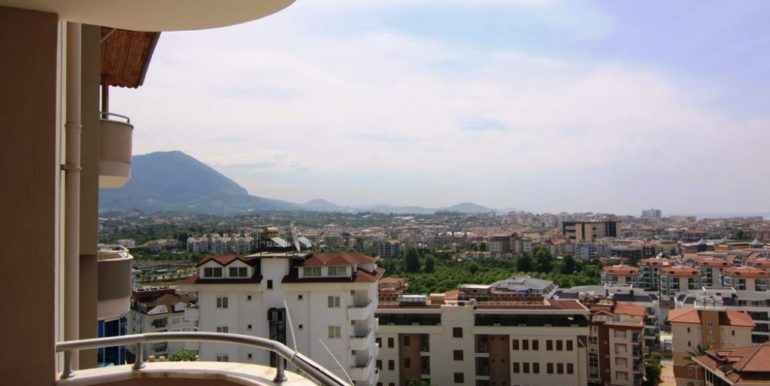 59000 Penthouse Apartment For Sale in Alanya