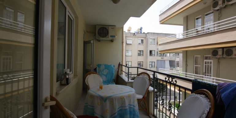 75000 Euro Centrum Apartment For Sale in Alanya