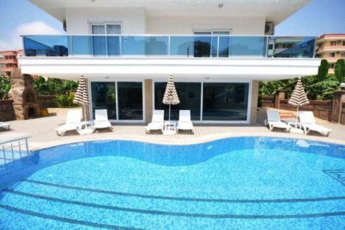 2 Bedroom Flat Property for sale in Mahmutlar Alanya 9