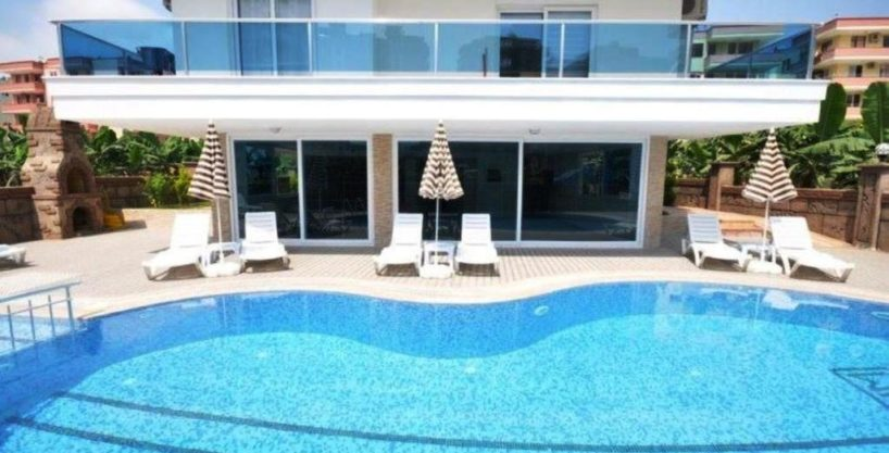 2 Bedroom Flat Property for sale in Mahmutlar Alanya