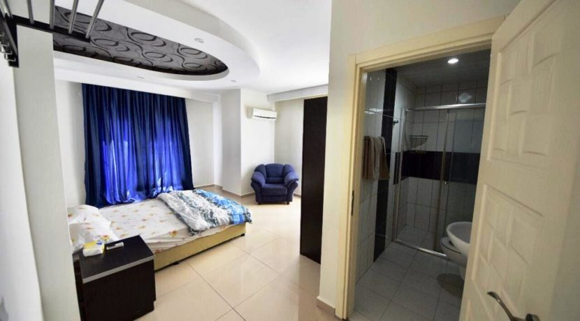 2 Bedroom Flat Property for sale in Mahmutlar Alanya 12