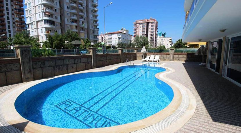 2 Bedroom Flat Property for sale in Mahmutlar Alanya 13