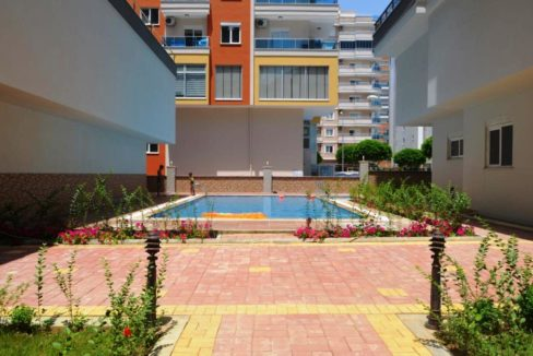 2 Bedroom Property Apartment for sale Mahmutlar Alanya 10