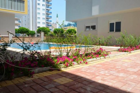 2 Bedroom Property Apartment for sale Mahmutlar Alanya 15