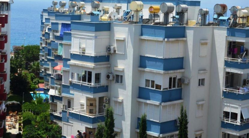 2 Bedroom Property Apartment for sale Mahmutlar Alanya 27