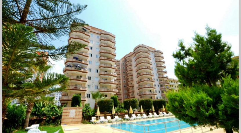 3 Room Apartment Flat for sale Alanya Mahmutlar