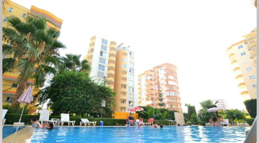 3 Room Apartment Flat for sale Alanya Mahmutlar 3