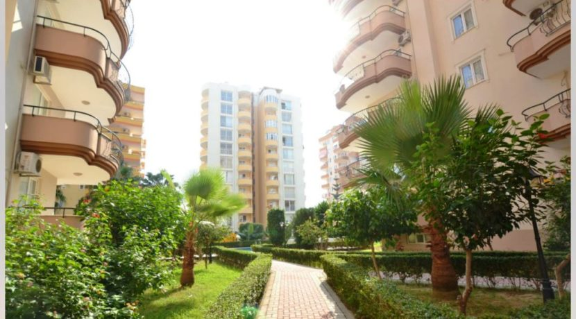 3 Room Apartment Flat for sale Alanya Mahmutlar 4