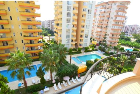 3 Room Apartment Flat for sale Alanya Mahmutlar 10