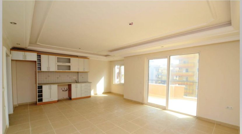 3 Room Apartment Flat for sale Alanya Mahmutlar 11